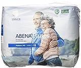 Abena Pants M0 für leichte Inkontinenz, Hüftumfang 80-110 cm, Saugfähigkeit 900 ml